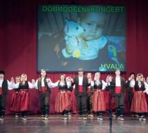 Dobrodelni koncert SKD Sava in prijatelji uspel