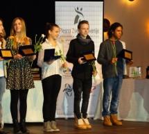 Trboveljčan Luka Mravlje dobitnik zlatega priznanja PZS za leto 2014