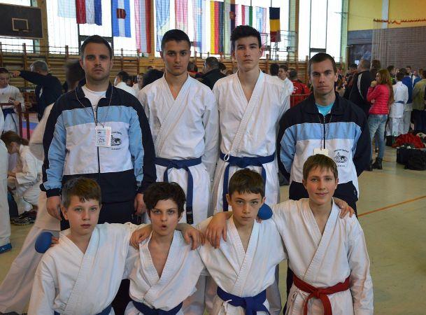 Virovitica, karate 2015