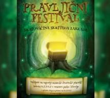 Vabilo na pravljični festival »Bratovščina skritega zaklada«
