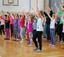 Šport in špas na Osnovni šoli Ivana Cankarja