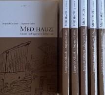 Že tretja izdaja knjige Leopolda Odlazka Med Hauzi