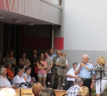 36 let Doma upokojencev Franc Salamon Trbovlje