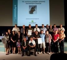 Podeljena so bila priznanja inovatorjem Zasavja za leto 2014 – 2015