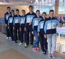Trboveljčanom sedem medalj na turnirju v Mariboru