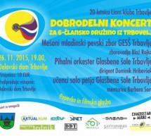 Dobrodelni koncert za pomoč 6-članski družini iz Trbovelj