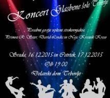 Božično novoletni koncert Glasbene šole Trbovlje – Zaplešimo v novo leto