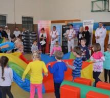 Zaključek velike humanitarne akcije družbe JUB potekal v Trbovljah