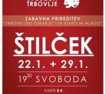 Januar je čas za Štilčke!