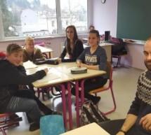 Osnovna šola Trbovlje – irsko obarvana šola