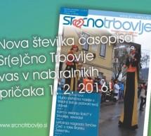 Nova številka časopisa bo z vami v ponedeljek, 1. februarja