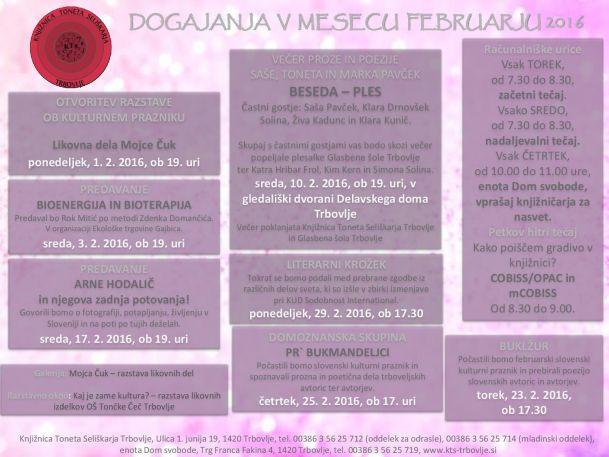 KTS Trbovlje, napovednik, februar 2016-page-001