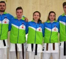 Na mladinskem evropskem prvenstvu v karateju bodo nastopili štirje Trboveljčani