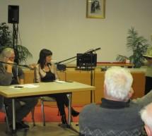 Literarni prijatelji DUT so predstavili pesniški prvenec Simone Soline
