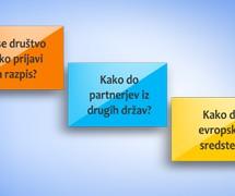 Predstavitev programa Evropa za državljane