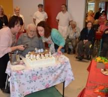 Naš občan praznuje 100. rojstni dan