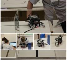 7. regijsko tekmovanje v robotiki bo potekalo v Trbovljah