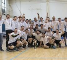 Pokal in medalje za osvojen naslov prvaka 2. DRL