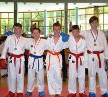 Mladim Trboveljčanom devet medalj na pokalu Rogaške Slatine