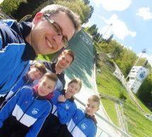 Mladi Trboveljčani nastopili na močnem turnirju v Avstriji