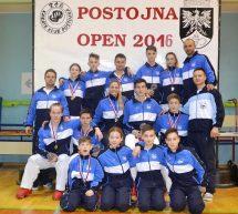 Trboveljčanom 10 medalj na mednarodnem turnirju v Postojni