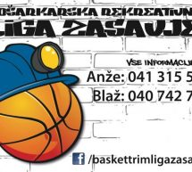 Ulična košarka 3×3 na igrišču GESŠ Trbovlje