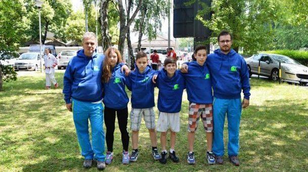 Uroš Markuljevič je osvojil peto mesto na balkanskem prvenstvu za otroke