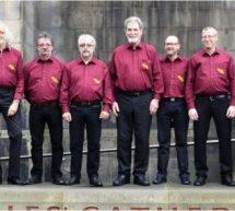 Koncert moškega pevskega zbora Les Voix de L'Eest