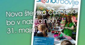 Nova številka časopisa Sr(e)čno Trbovlje v vaših nabiralnikih v torek, 31. maja