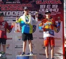 Trboveljski motokrosist na evropski tekmi osvojil 3. mesto