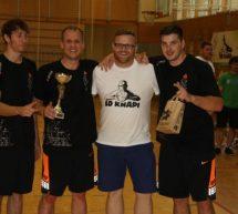 Domača ekipa zasedla tretje mesto na Streetball turnirju