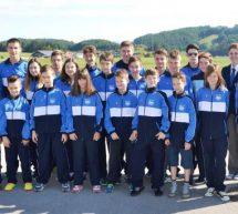 Trboveljčanom štirje naslovi državnih ekipnih prvakov za leto 2016