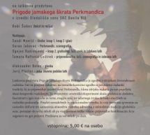 Lutkovna predstava: Prigode jamskega škrata Perkmandlca