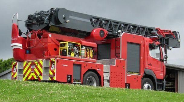 V letošnjem letu bo v Trbovlje prišla dolgo pričakovana gasilska avtolestev