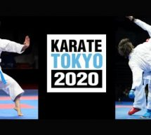 Karate na olimpijskih igrah v Tokiu 2020