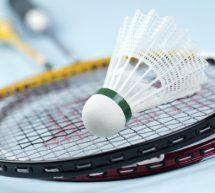 Rekreativno igranje badmintona