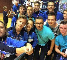 Trboveljčanom 9 medalj na mednarodnem turnirju v Čakovcu