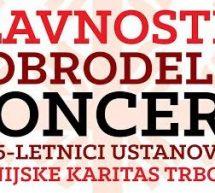 Dobrodelni koncert Župnjiske karitas