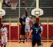 4. teden košarkarske rekreativne lige Zasavje