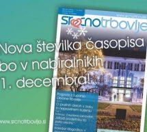 Jutri decembrska številka časopisa  v nabiralnikih, danes pa že na spletu