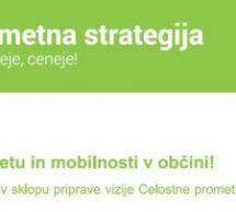 Vabilo na 3. javno razpravo v sklopu priprave Celostne prometne strategije občine Trbovlje