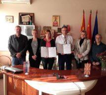 Delegacija Občine Trbovlje obiskala pobrateni občini