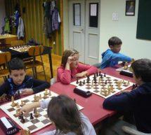 Dan šaha na OŠ Ivana Cankarja