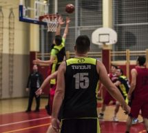 Poročilo 12. tedna Košarkarske rekreativne lige Zasavje