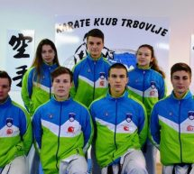 Na mladinskem evropskem prvenstvu v karateju bo nastopilo kar sedem Trboveljčanov