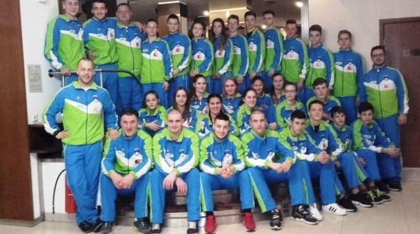 Brez uspeha Trboveljčanov na mladinskem evropskem prvenstvu