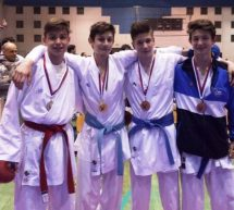 Štiri medalje Trboveljčanov na mednarodnem turnirju v Velenju