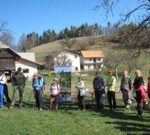 Aktivnosti odseka za varstvo gorske narave pri PD Kum Trbovlje