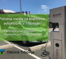 Polnilnici za električna vozila