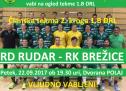 Prva domača članska tekma sezone 2017/2018